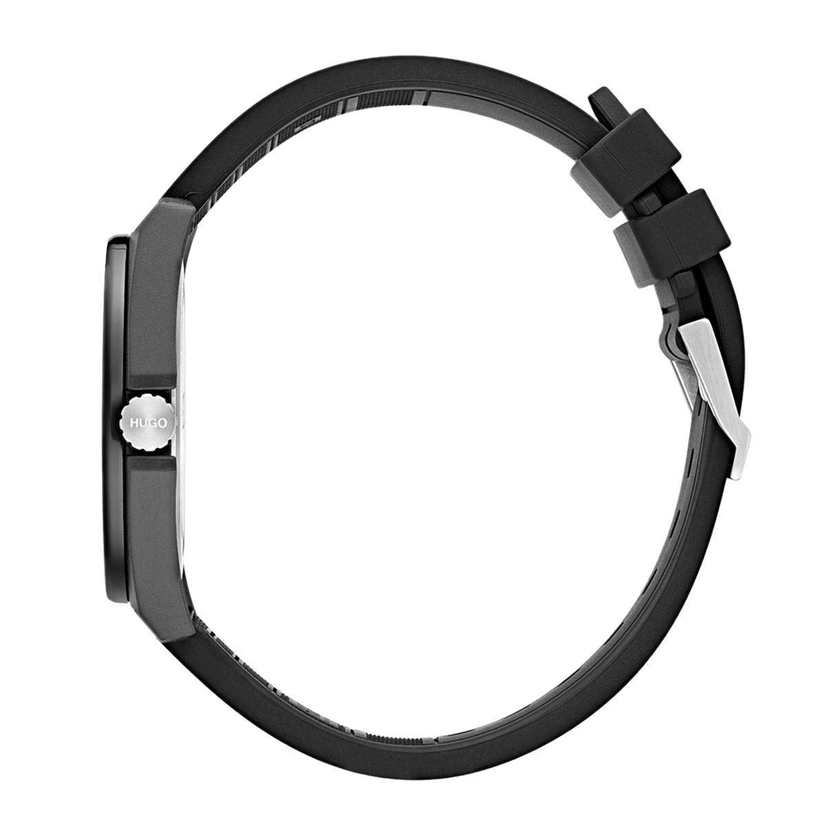Reloj Hugo Unisex Negro 1520006