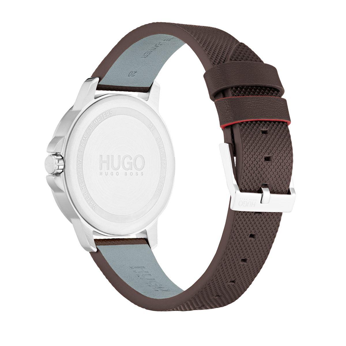 Reloj Hugo para Caballero Café 1530023