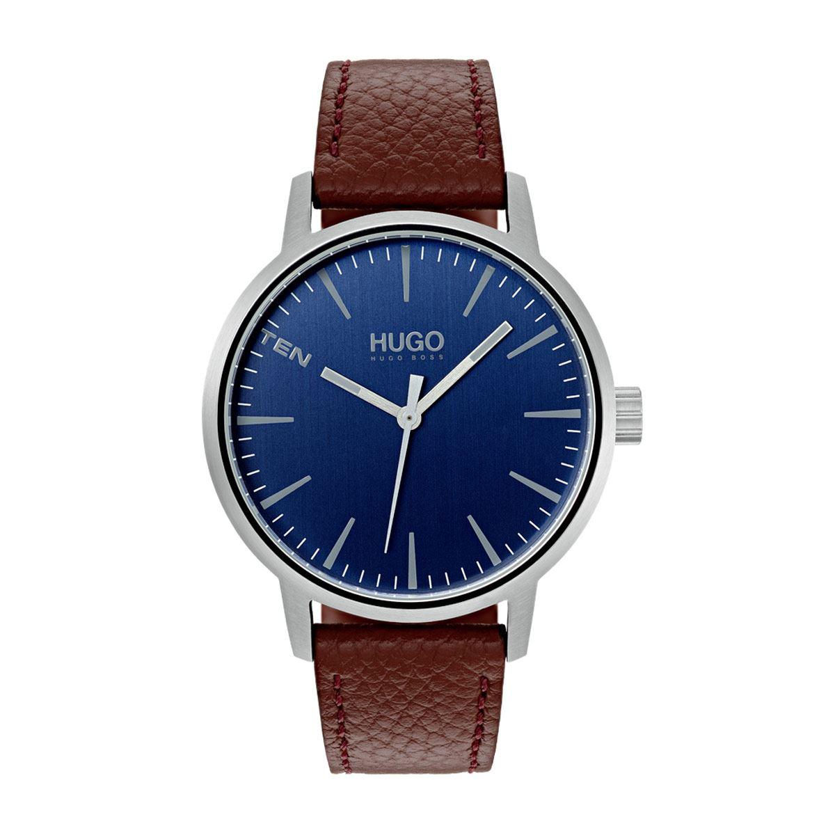 Reloj Hugo Casual Café 1530076 Para Caballero