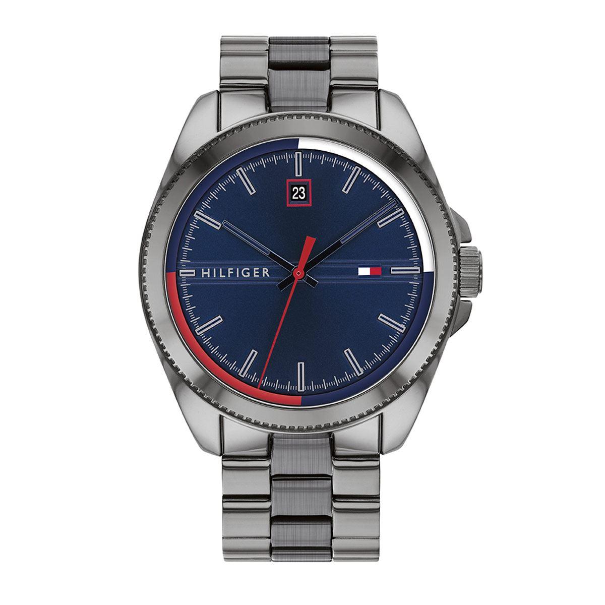 Reloj Tommy 1791687 Caballero Gris