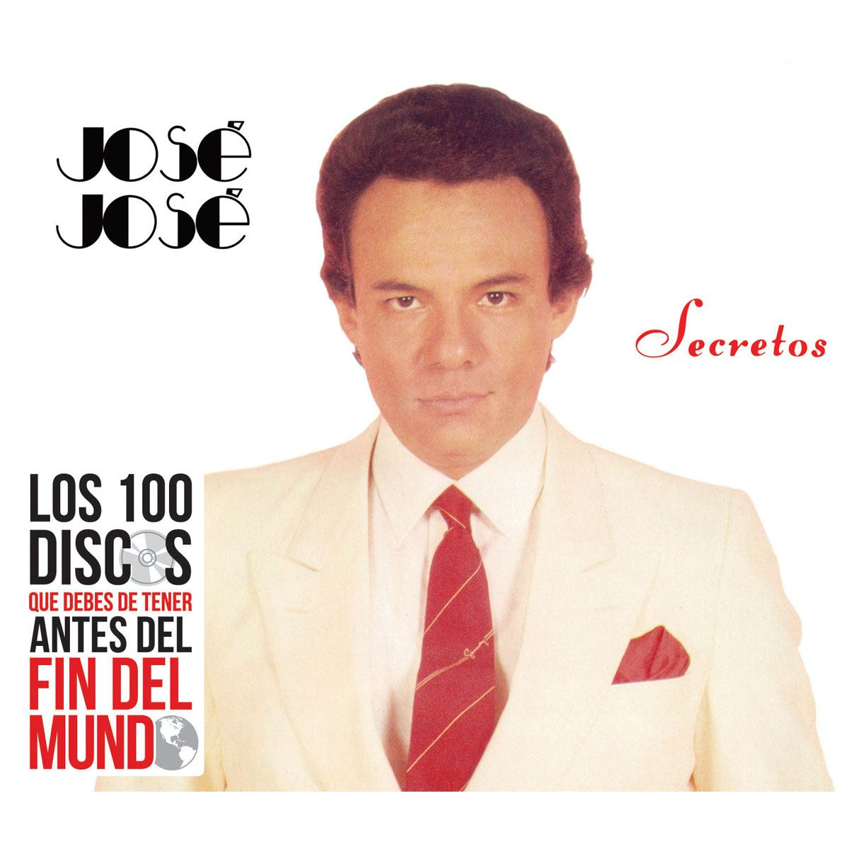 CD José José Secretos