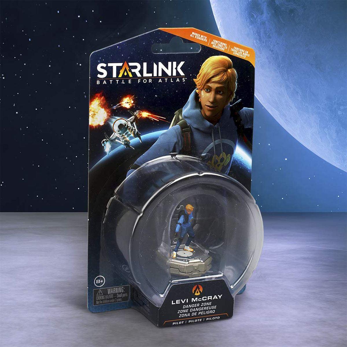 Starlink Levi Pilot Pack MRC