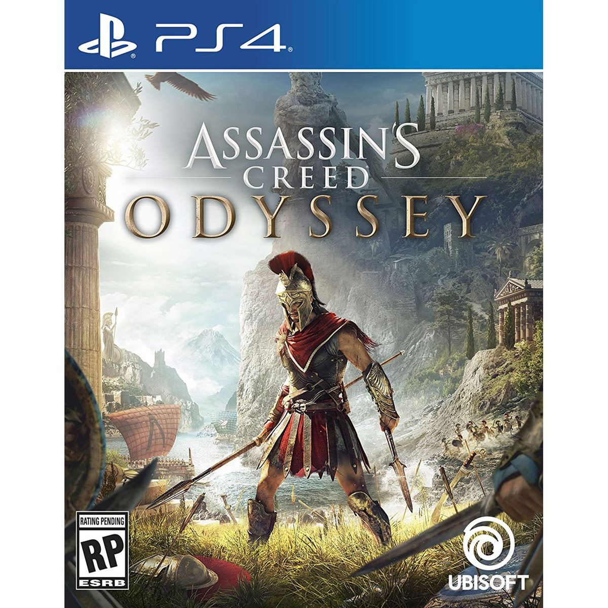 Assassins Creed Odyssey PlayStation 4