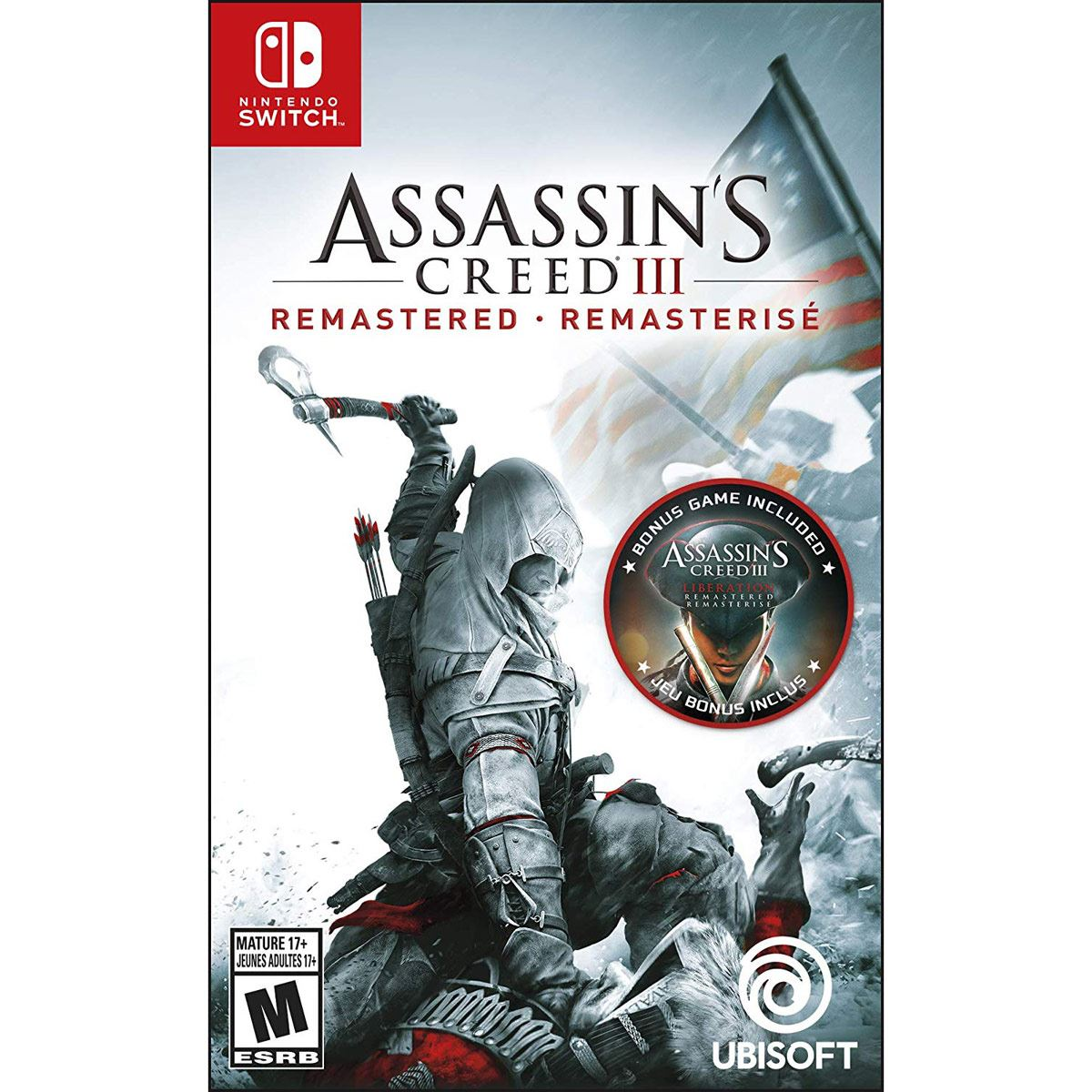 NSW Assassin s Creed III Remastered