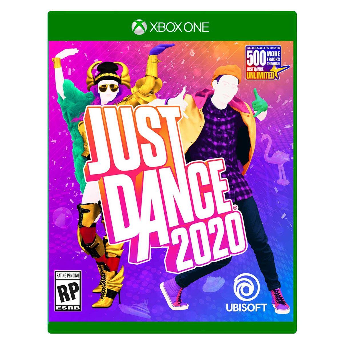 Preventa Xbox One Just Dance 2020