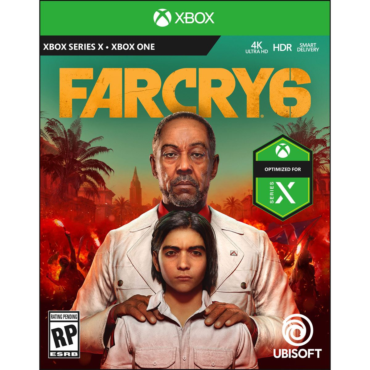 Preventa Xbox One Far Cry 6