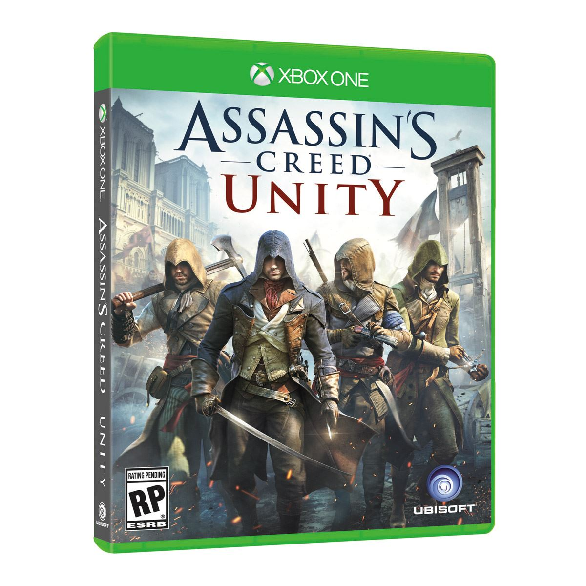 Xbox one assassins creed unity  - Sanborns