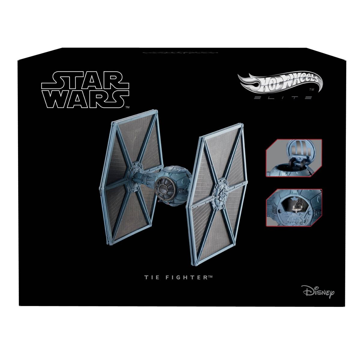 Hot Wheels 1:18 SW Tie Fighter