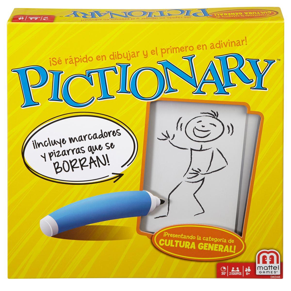 Games pictionary  - Sanborns