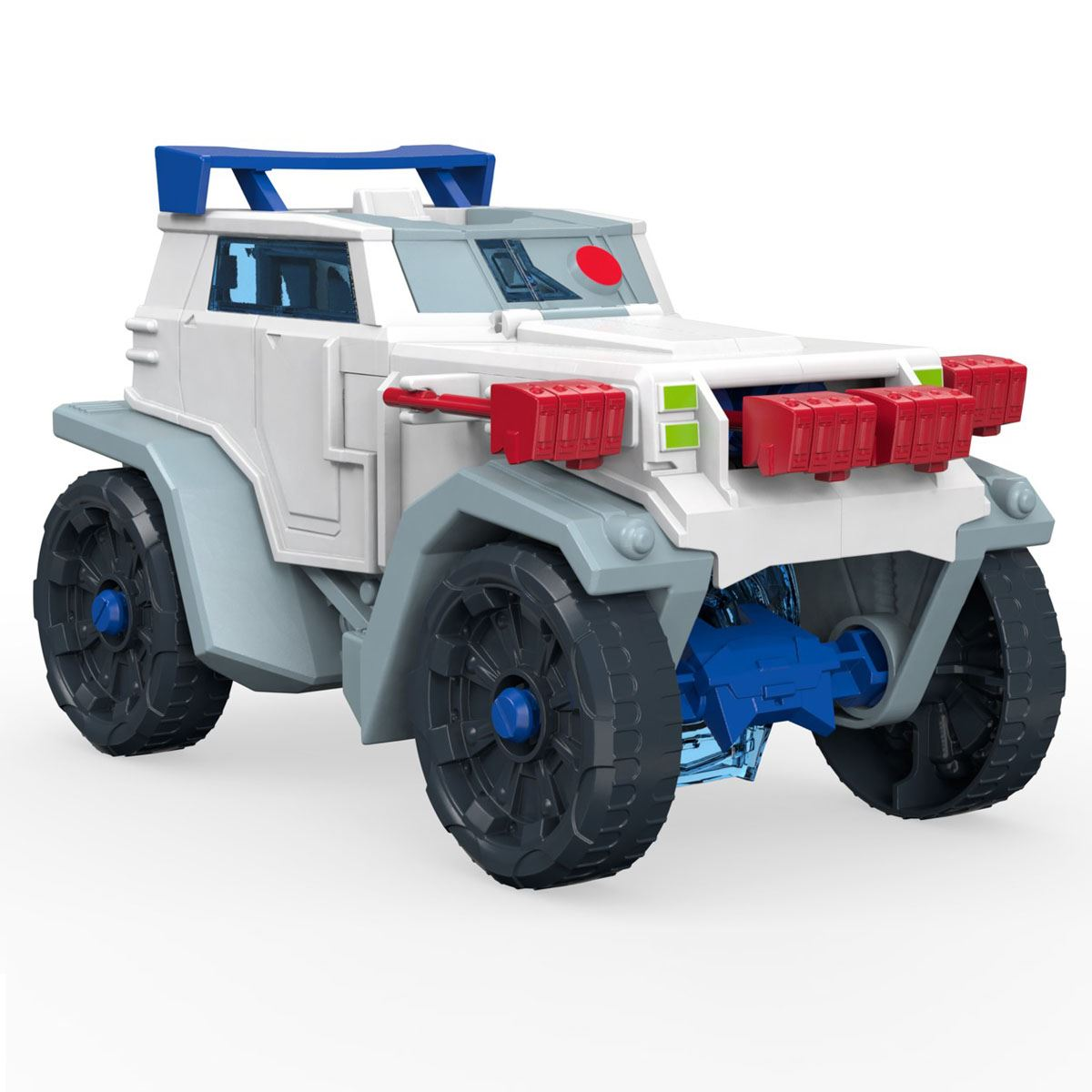 Fisher Price Imaginext Vehículo Transformable de Cyborg