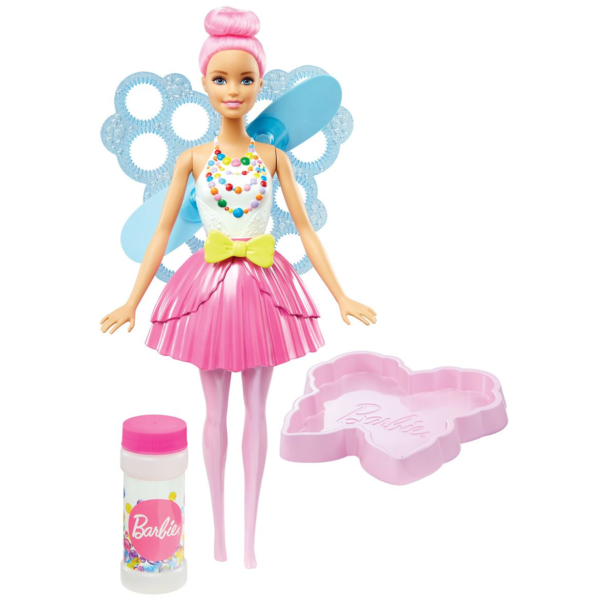 Barbie Dreamtopia Hada Burbujas Mágicas