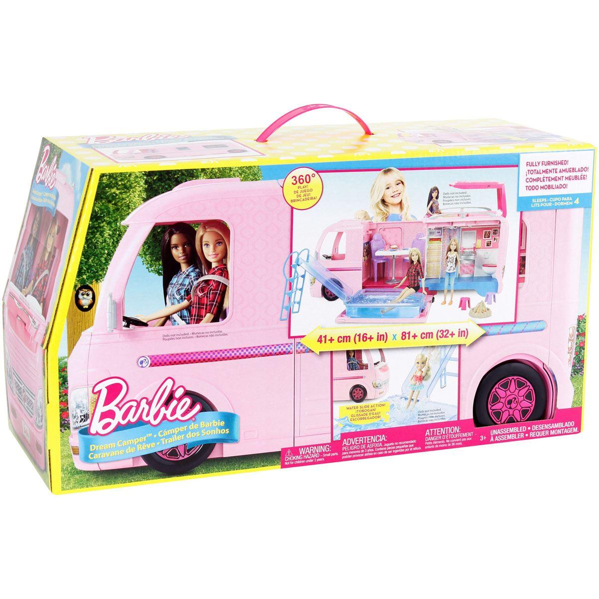 Barbie Camper de Barbie
