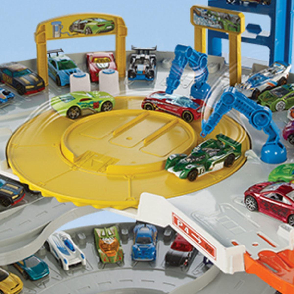 Hot Wheels City, Super Ultimate Garage