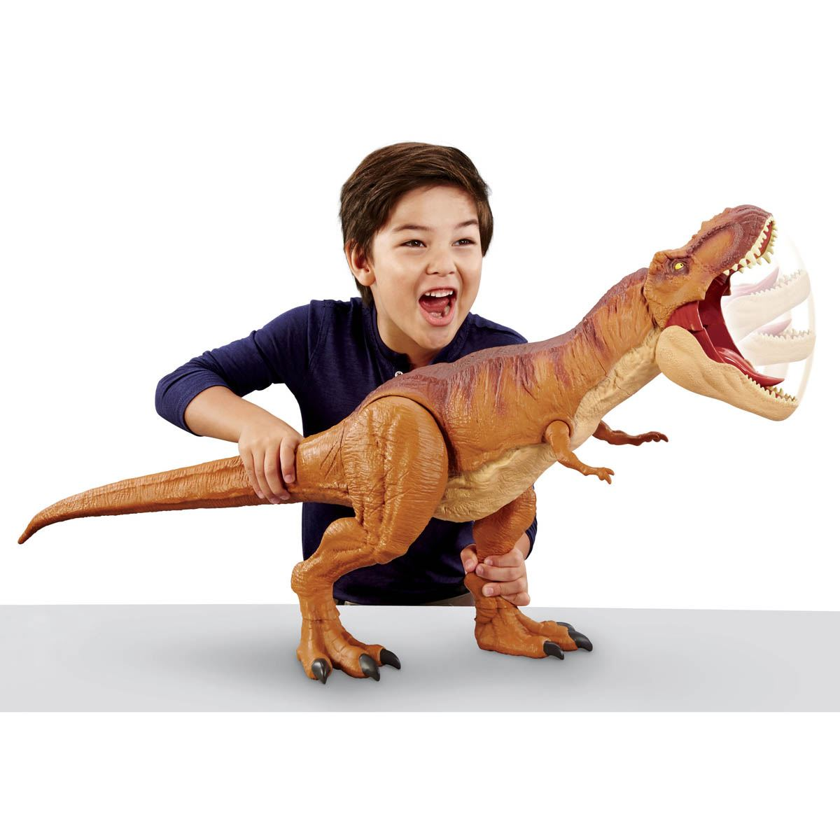 T Rex Colosal Mattel