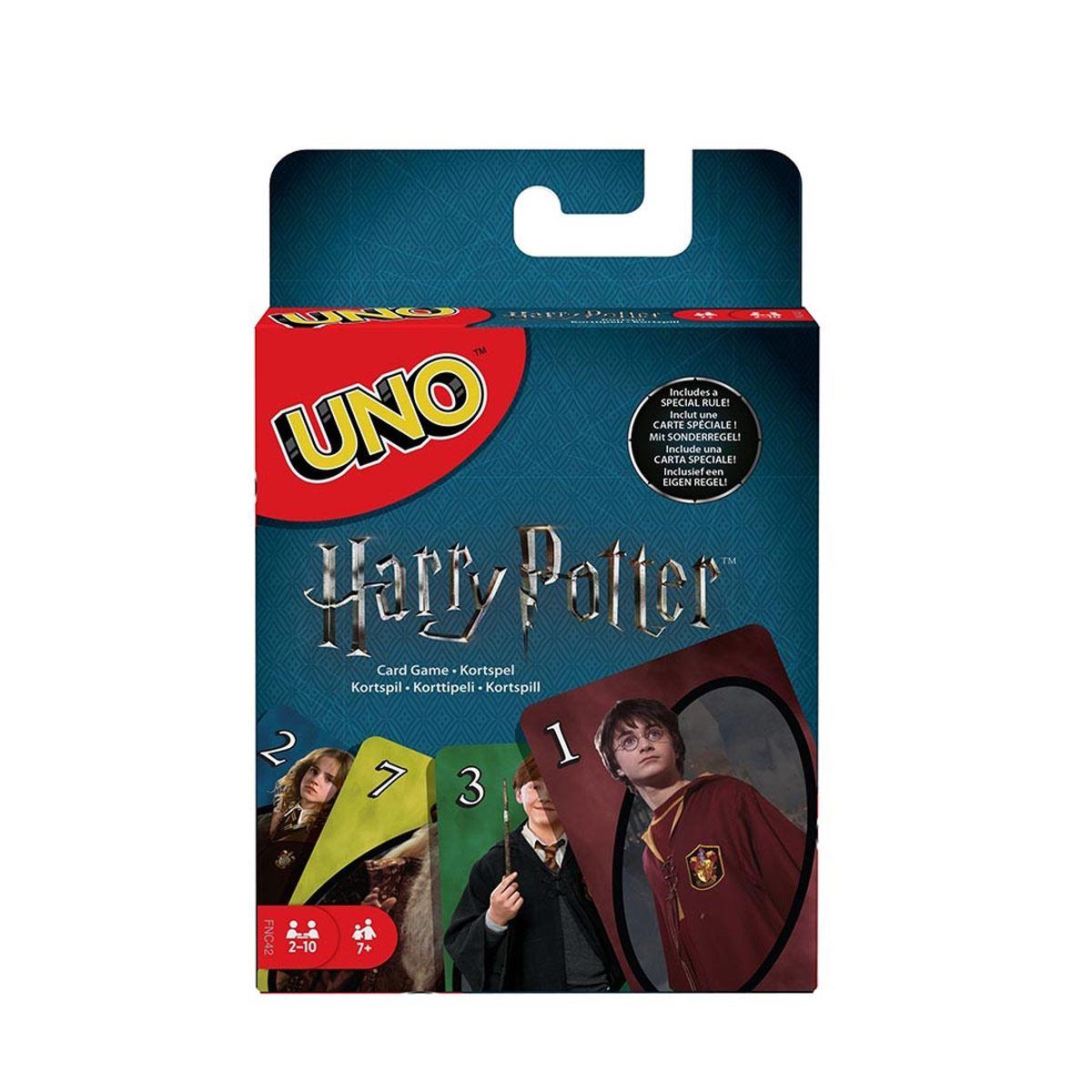 Juego de Mesa Juego de Cartas UNO UNO Harry Potter Cartas