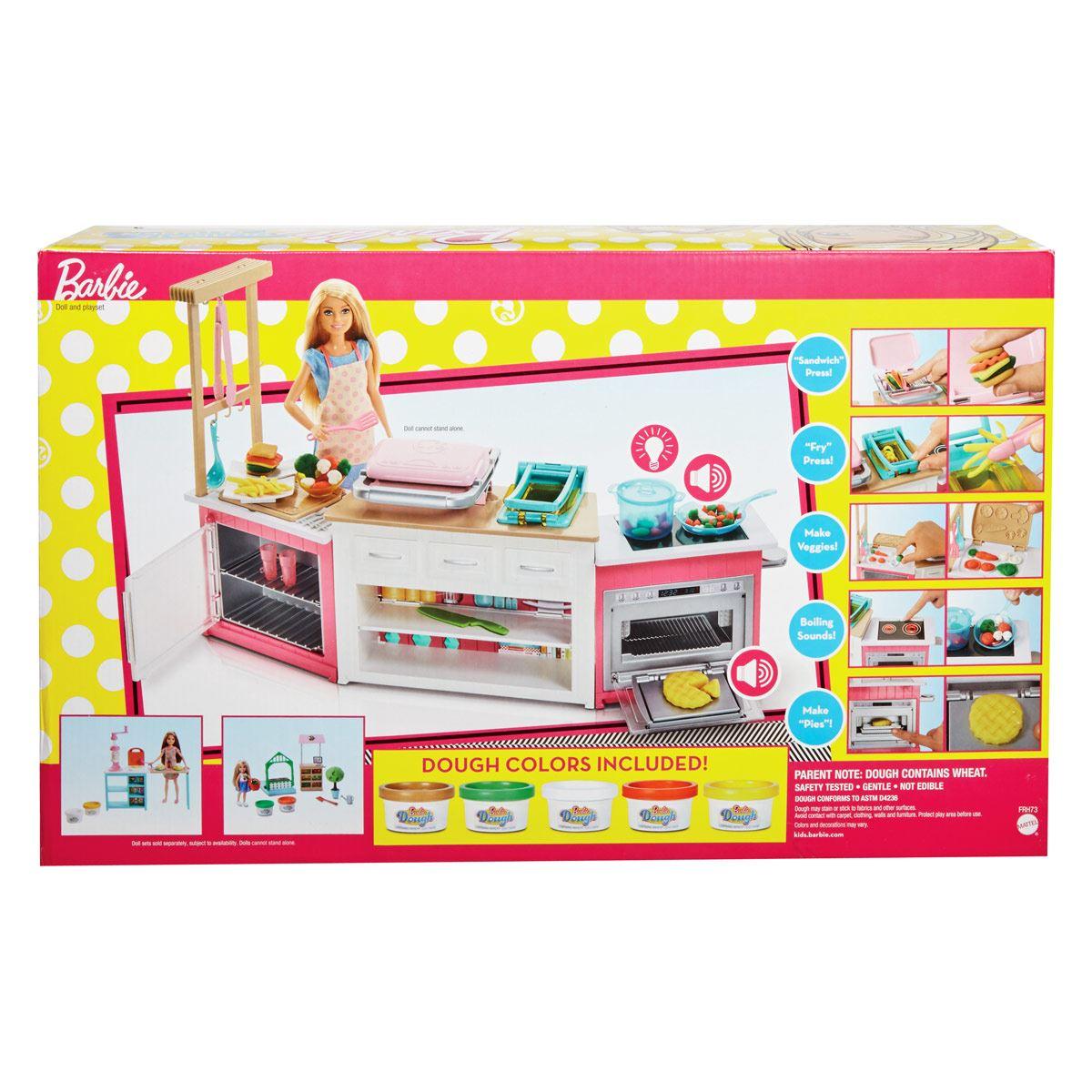 Barbie Cocina y Diviértete