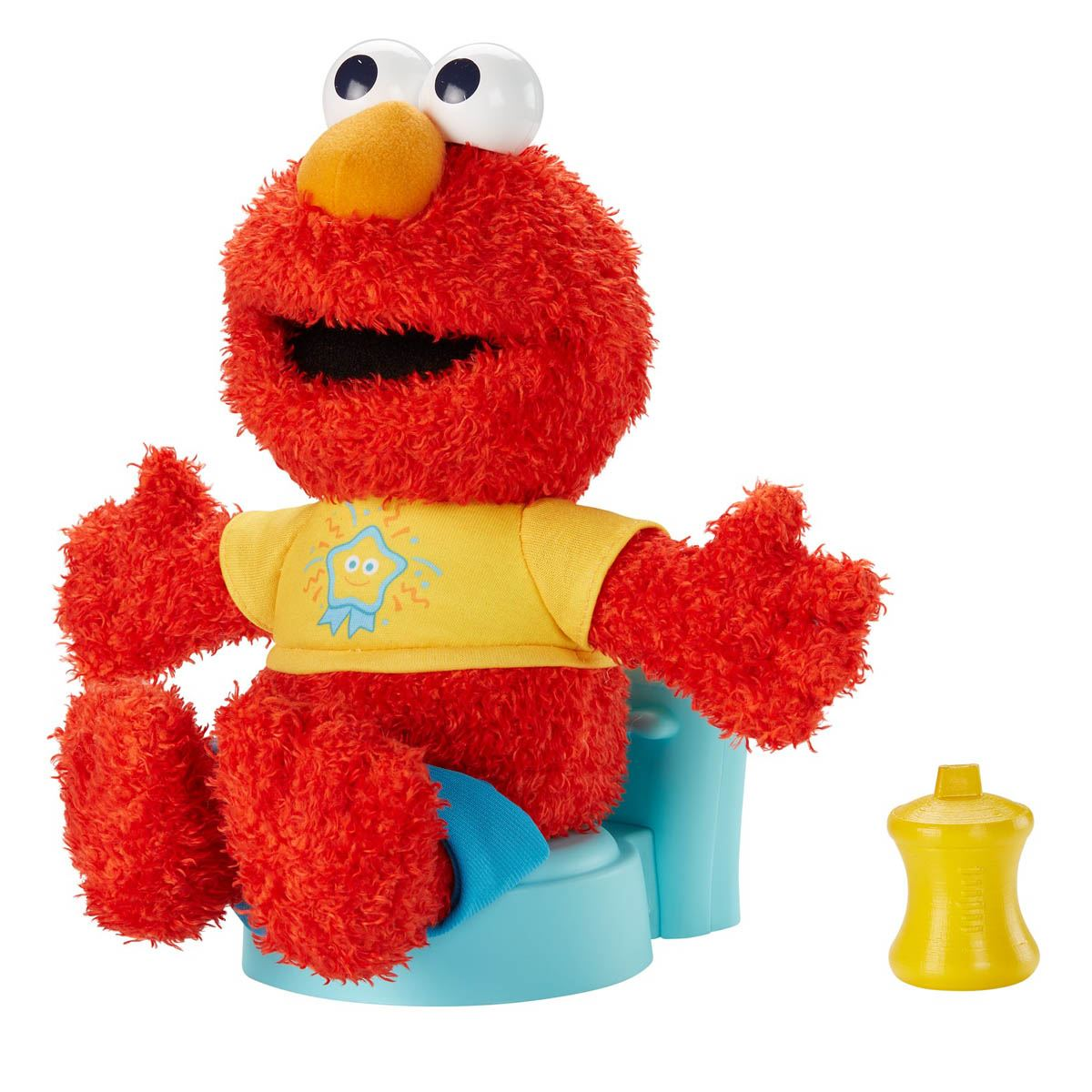 Sesamo Elmo y La Hora del Baño