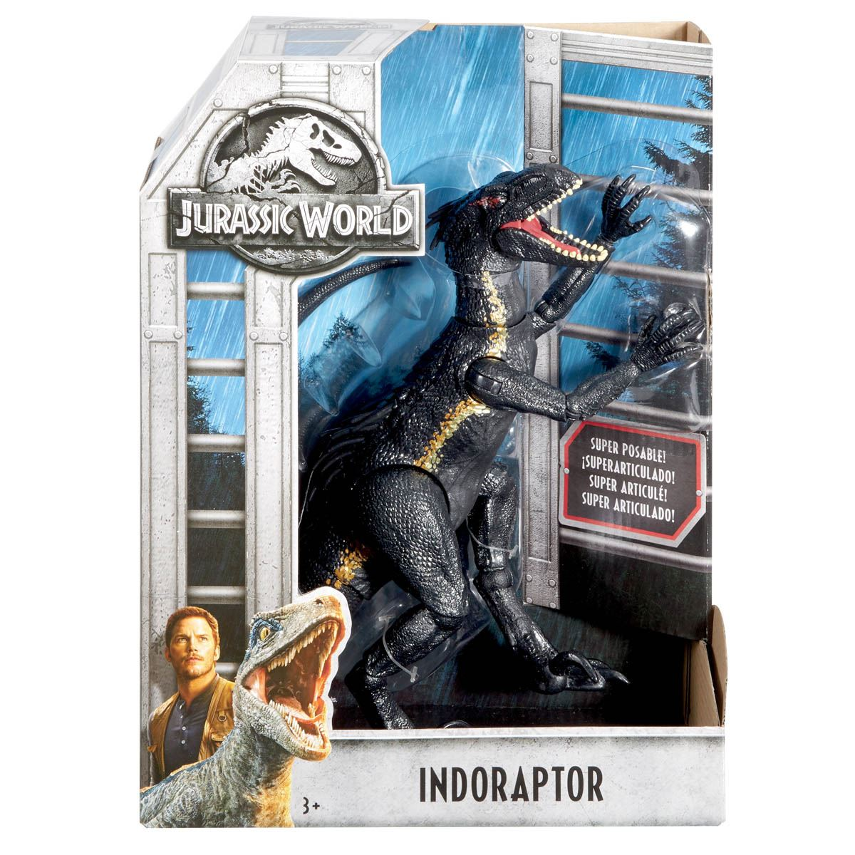 Jurassic World Dino Villano