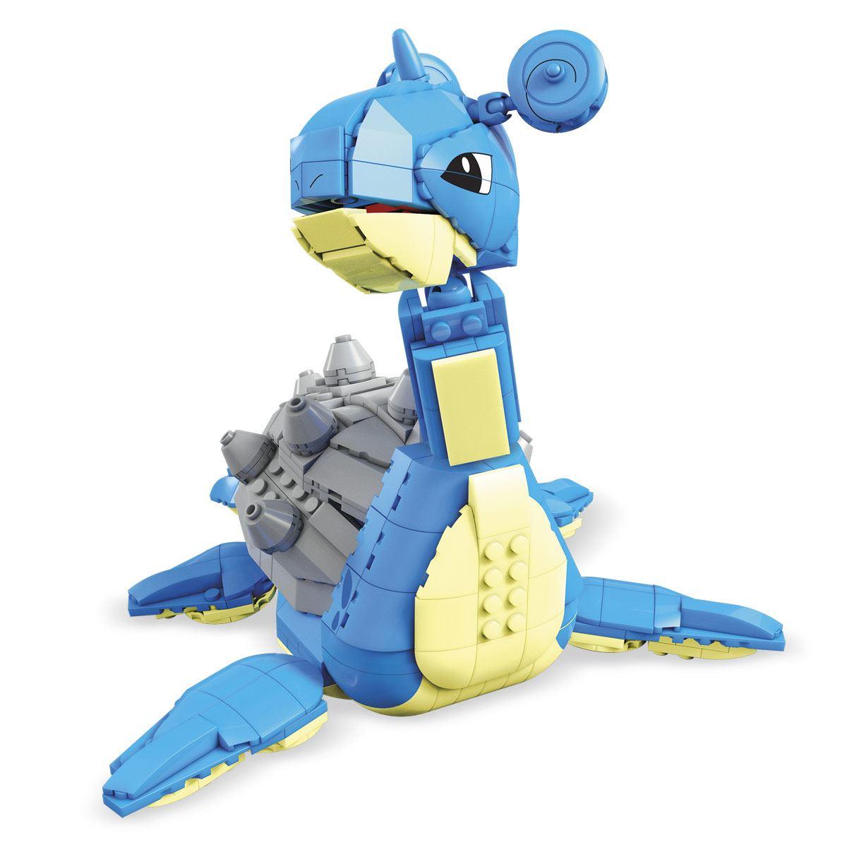 Mega Construx Pokémon Lapras  (400 Piezas)