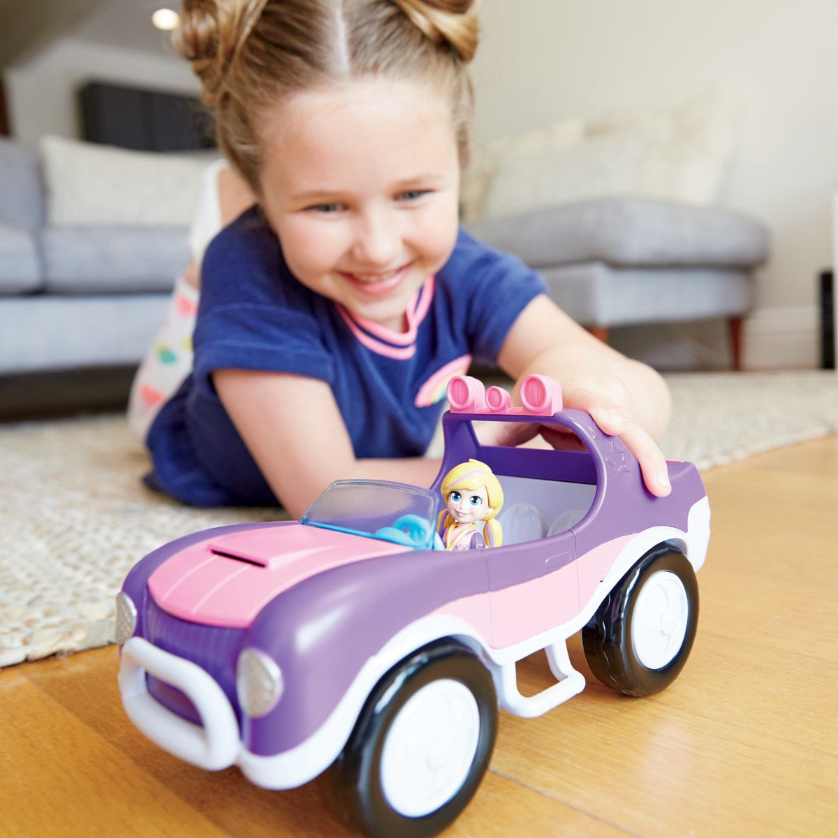 Polly Pocket Convertible Secret E-2