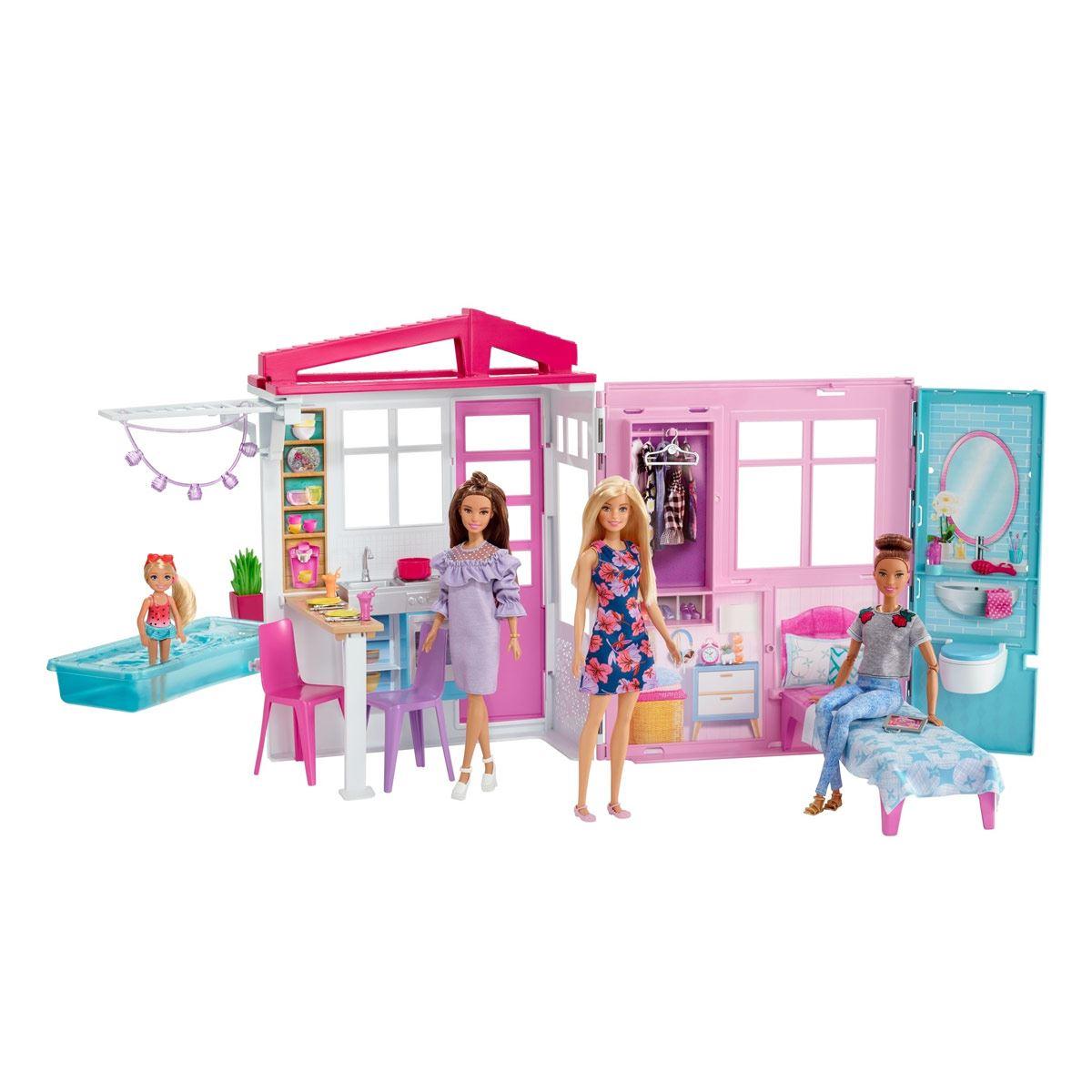 Accesorio para Muñeca Nueva Casa Glam con Muñeca Barbie