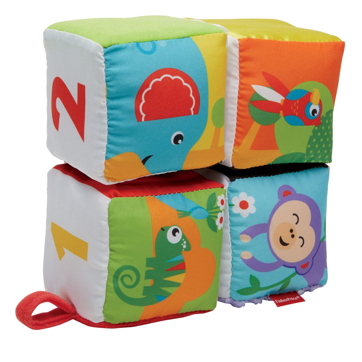 Cubos de Aprendizaje Fisher Price