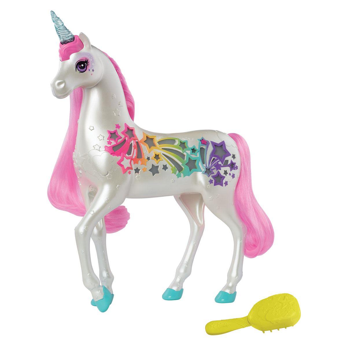 Barbie Unicornio Brillante