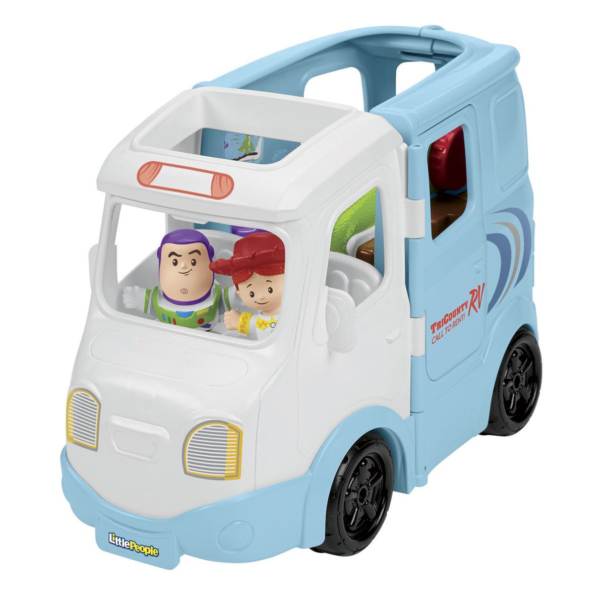 Fisher Price Little People Toy Story 4 Camper