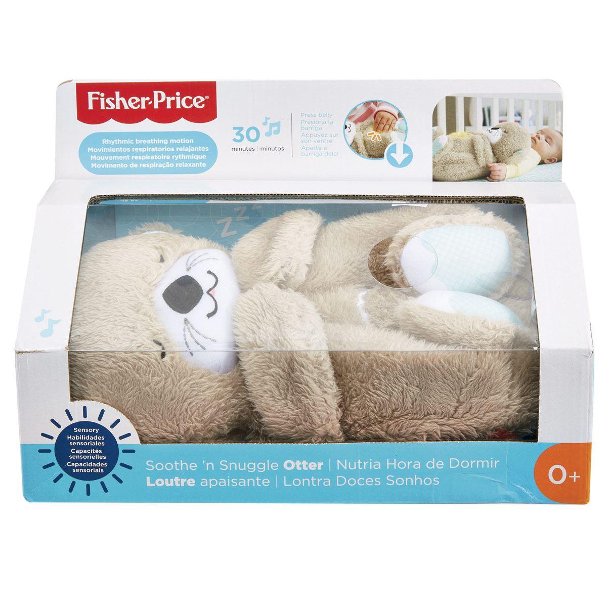 Fisher Price Nutria Hora de Dormir