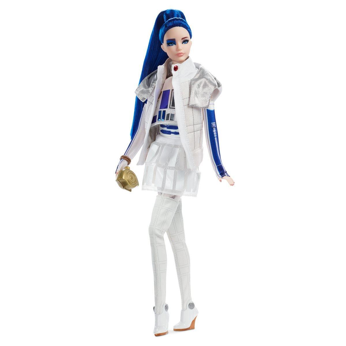 Preventa Barbie Collector Star Wars R2-D2