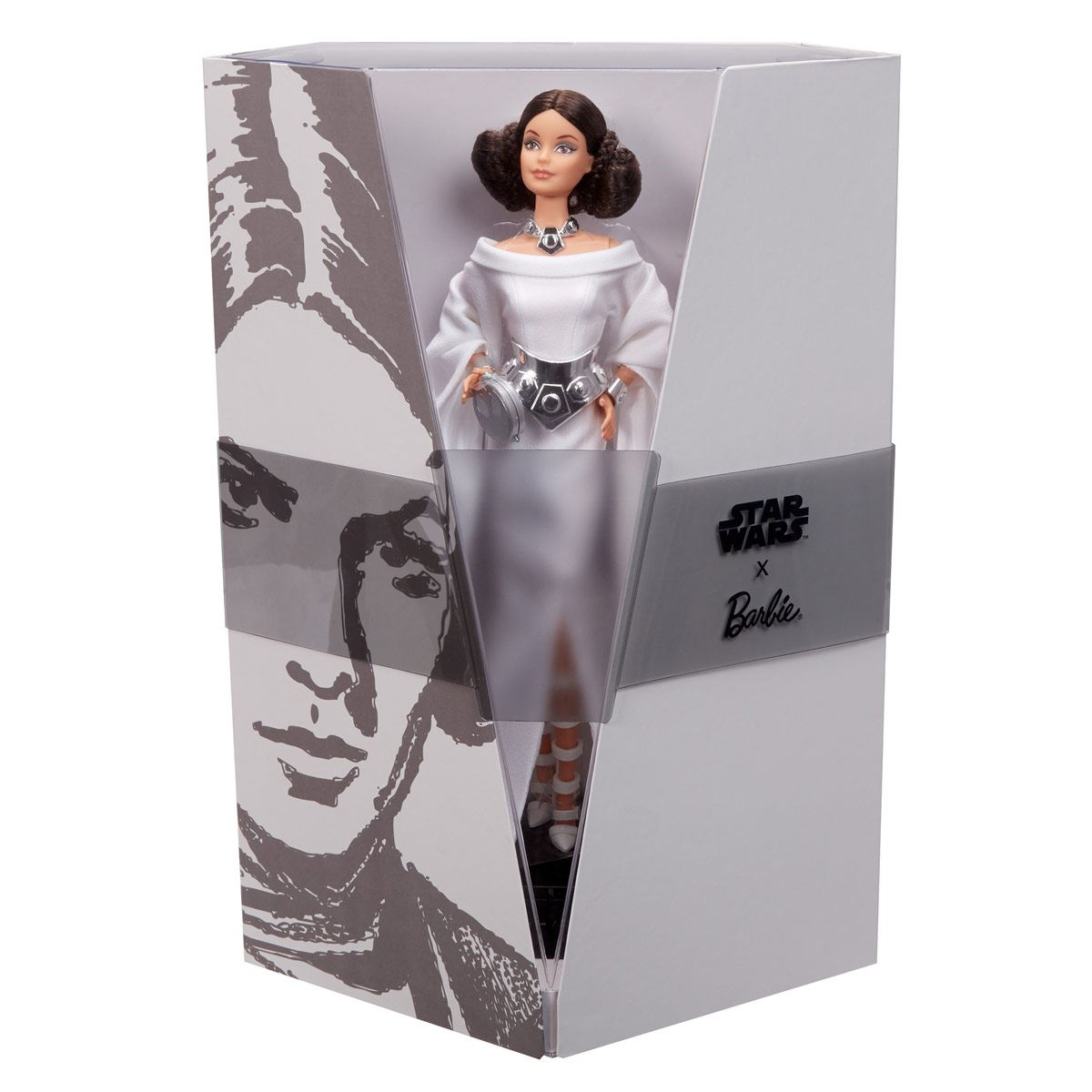 Preventa Barbie Collector Star Wars Princesa Leia