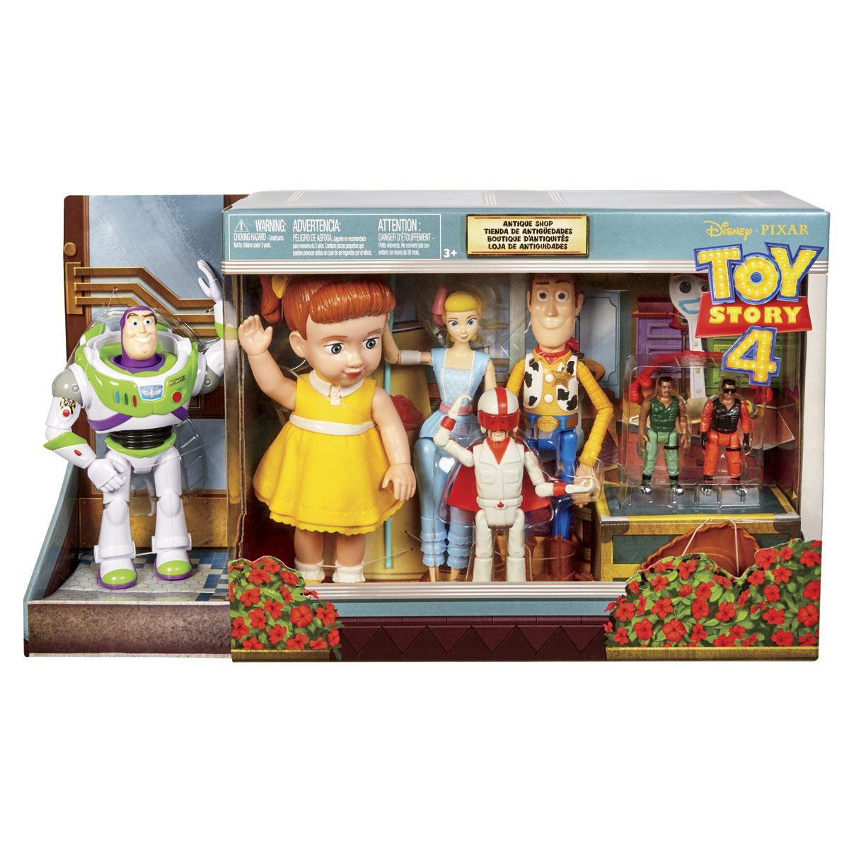 Figuras Básicas Pack De 6 Película Toy Story 4