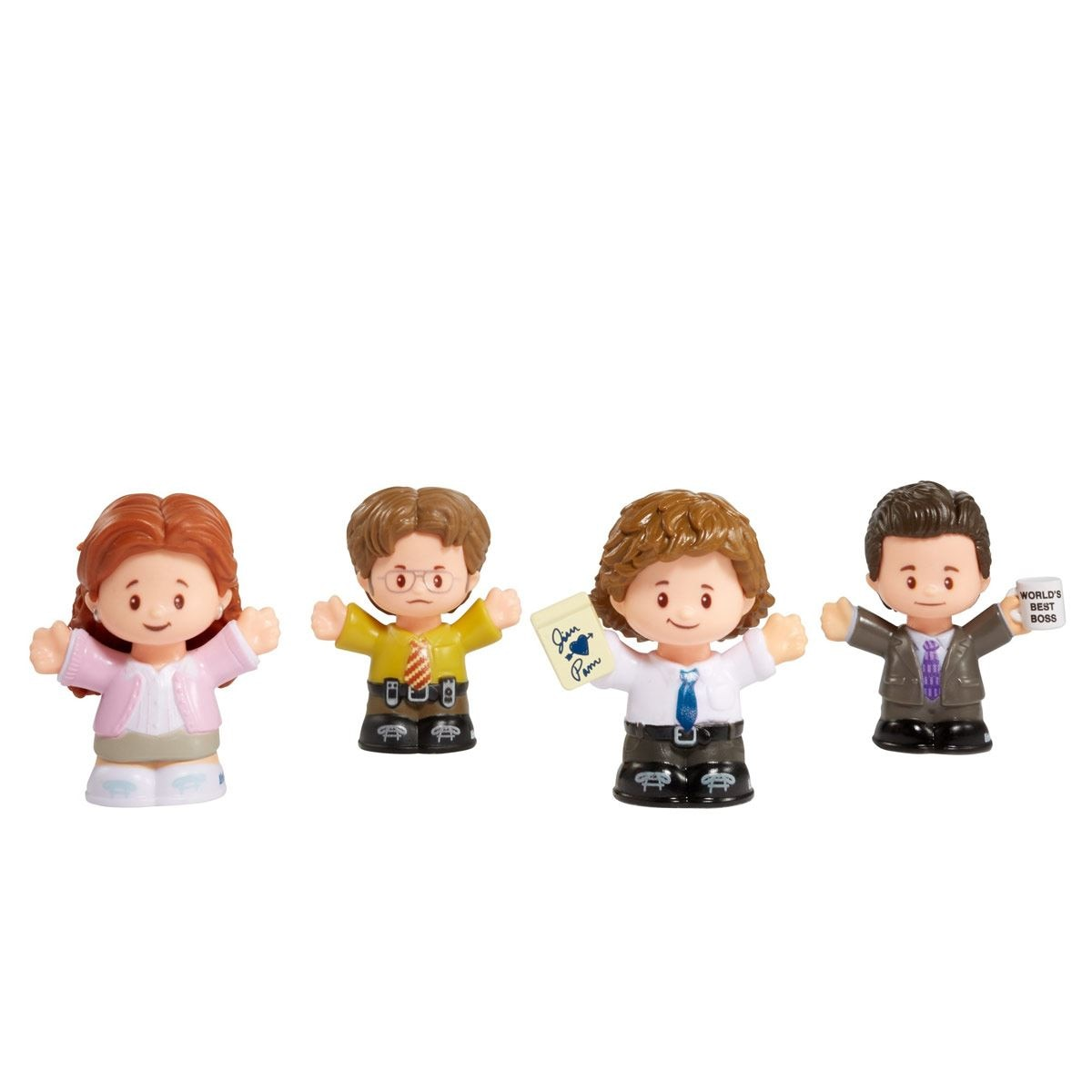 Fisher-Price Little People Juguete para Bebés   Collector 4Pack