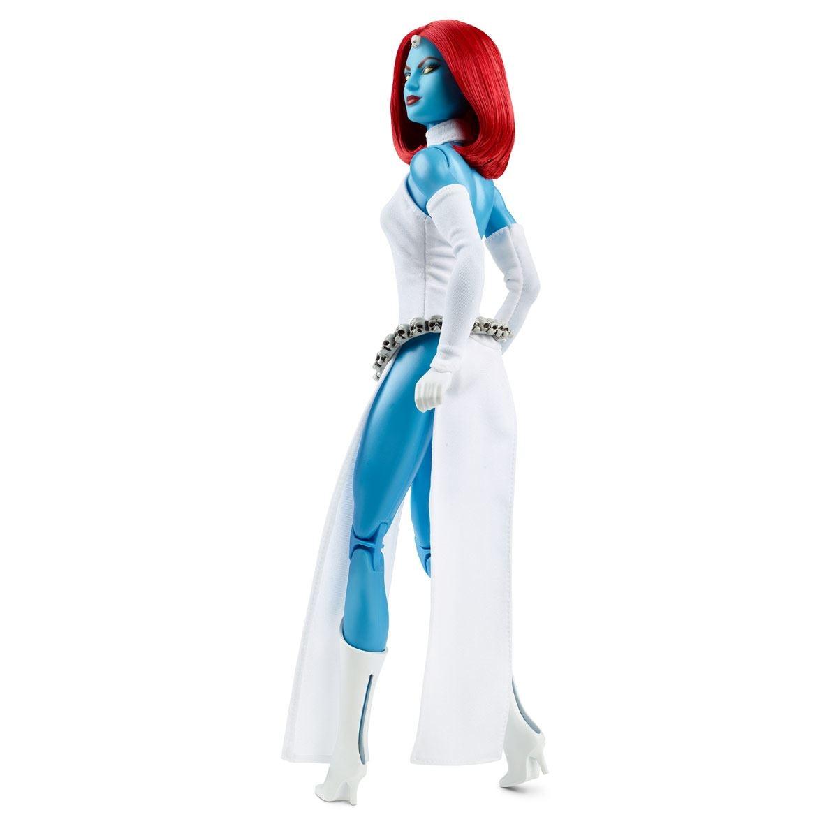 Muñeca Marvel Mystique Barbie Collector