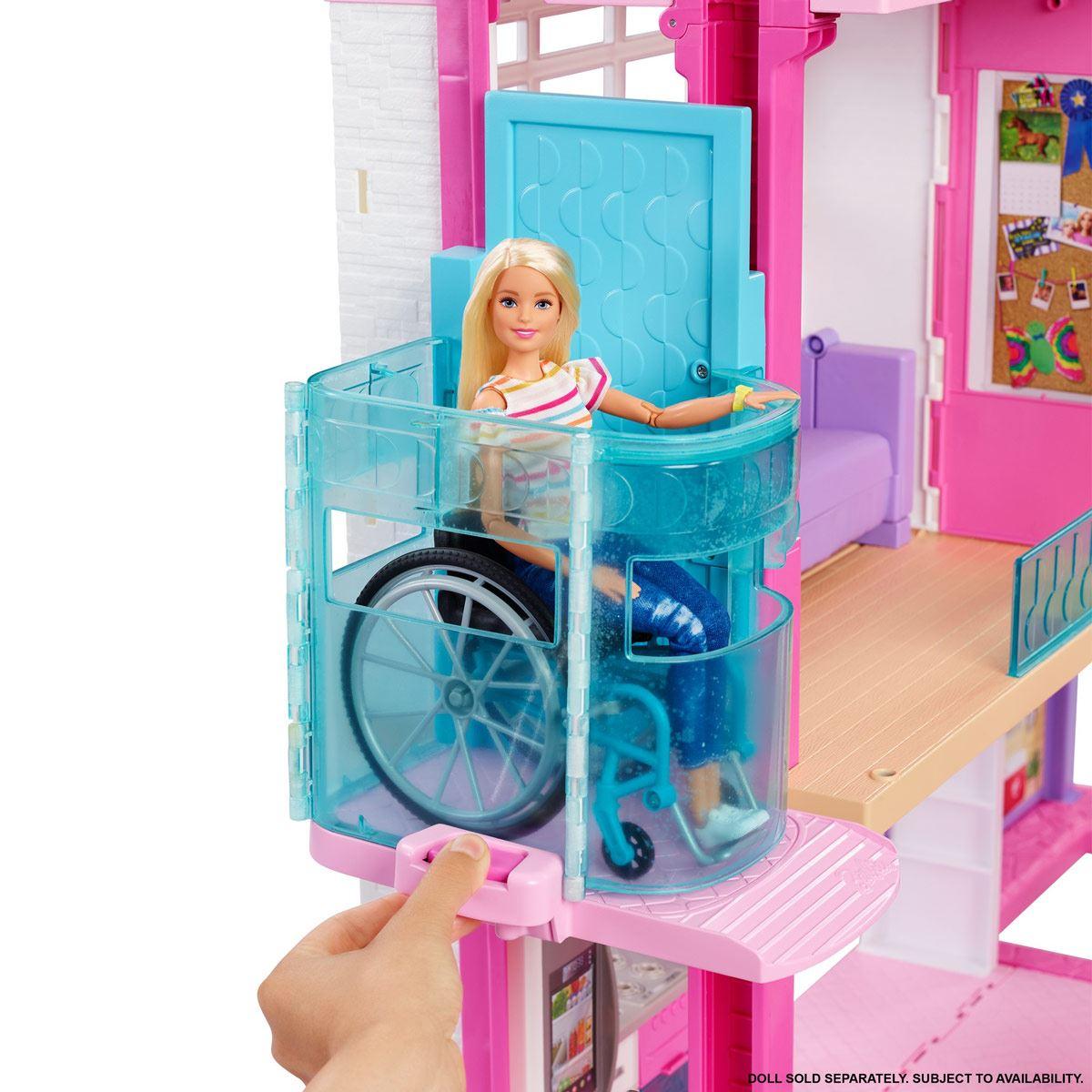Barbie Estate Muñeca Mega Casa De Los Sueños