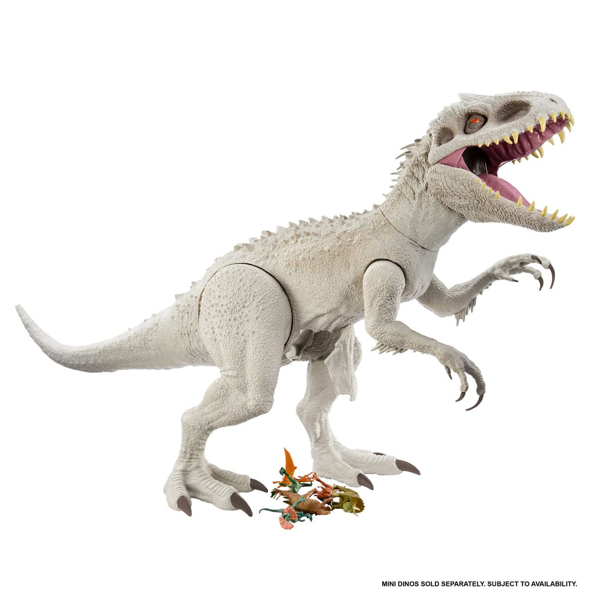 Jurassic World Jurassic World Dinosaurio De Juguete Indominus Rex Super Colosal Choose from contactless same day delivery, drive up and jurassic world dino rivals destroy 'n devour indominus rex is ready for an epic battle. jurassic world jurassic world dinosaurio de juguete indominus rex super colosal