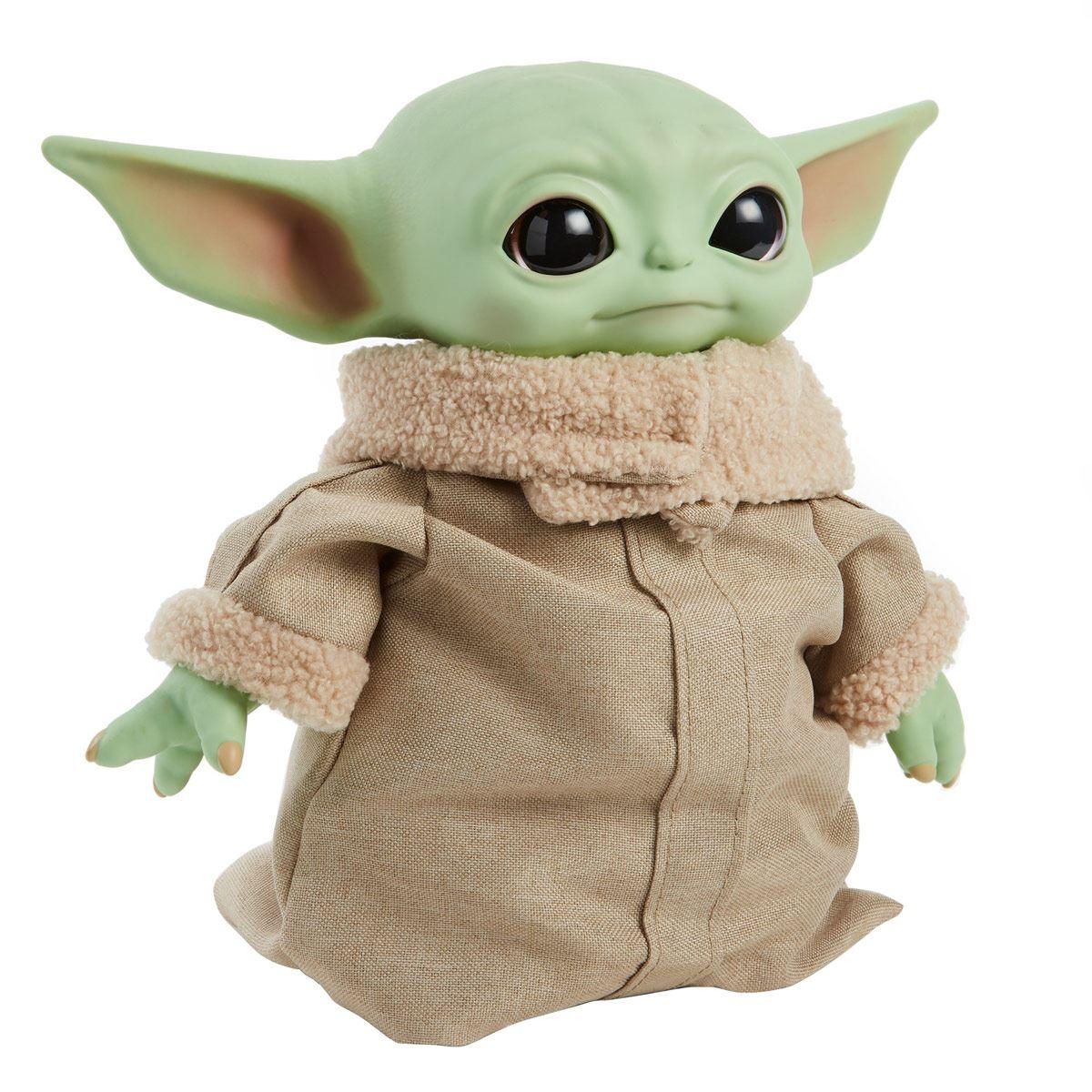 Mattel Star Wars The Mandalorian The Child 11