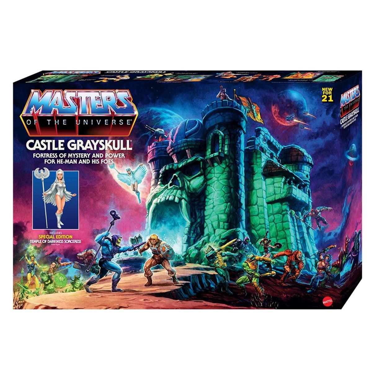 Masters of the Universe Origins Castillo Grayskull