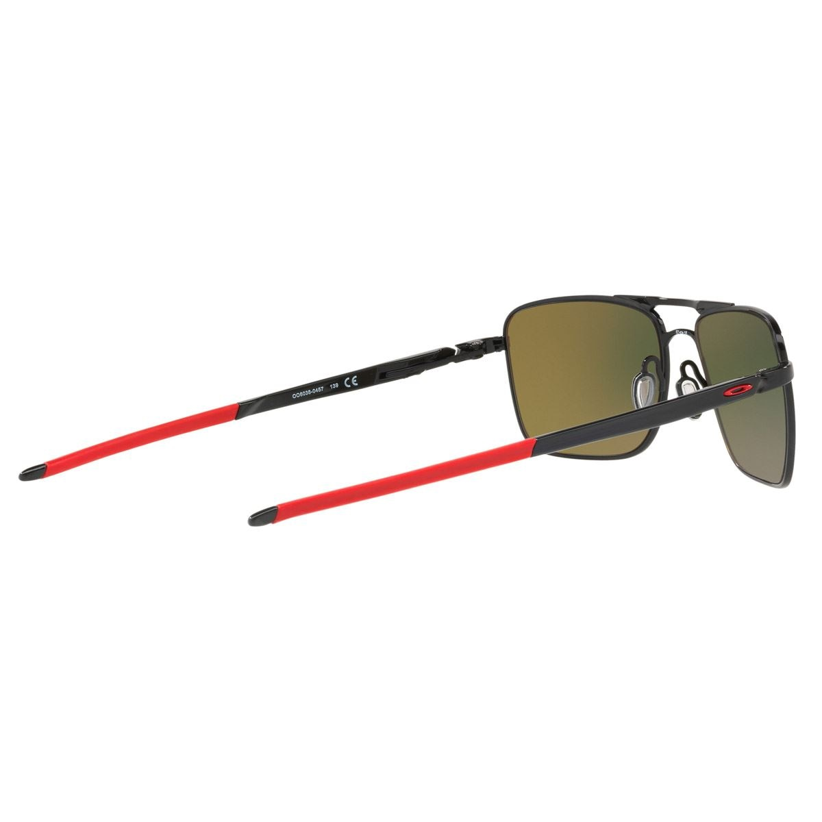 Oakley gauge 6 prizm bronce-rubí armazón negro  - Sanborns