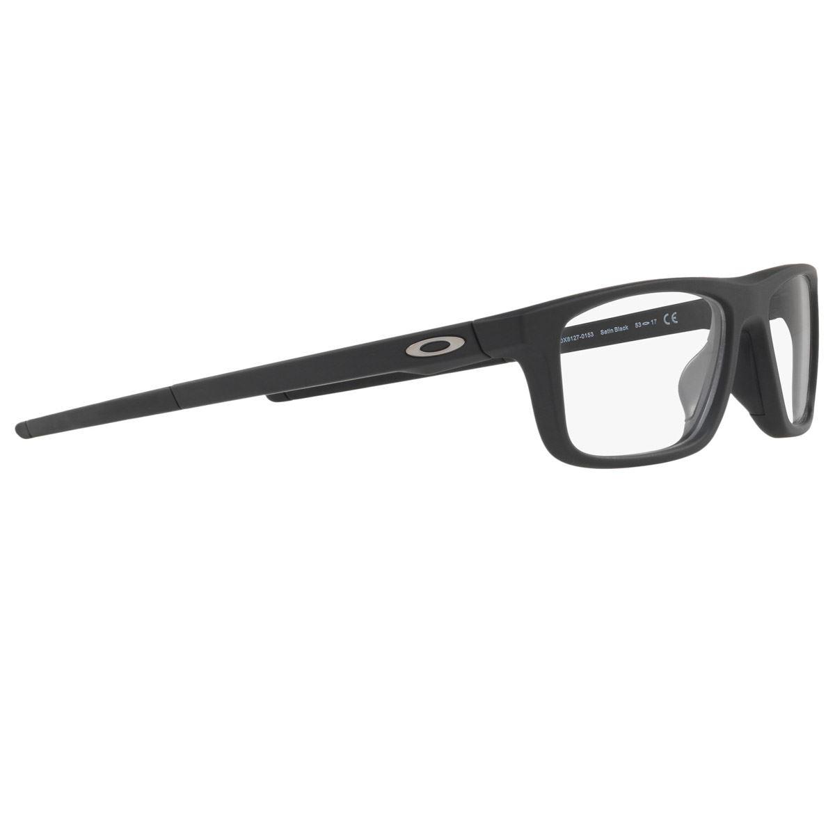 Oakley pommel armazón negro inyectado  - Sanborns
