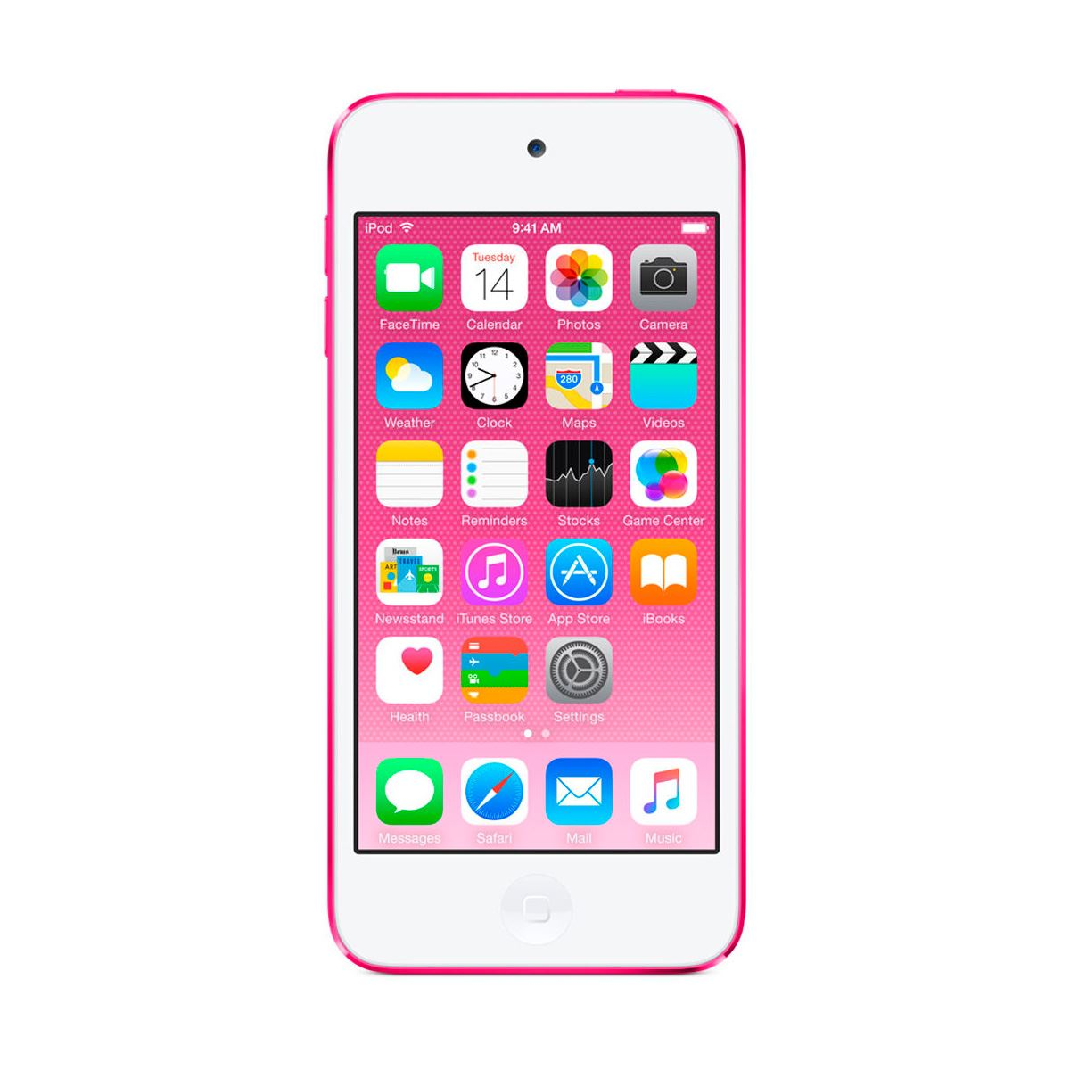 Ipod touch 32gb pink  - Sanborns
