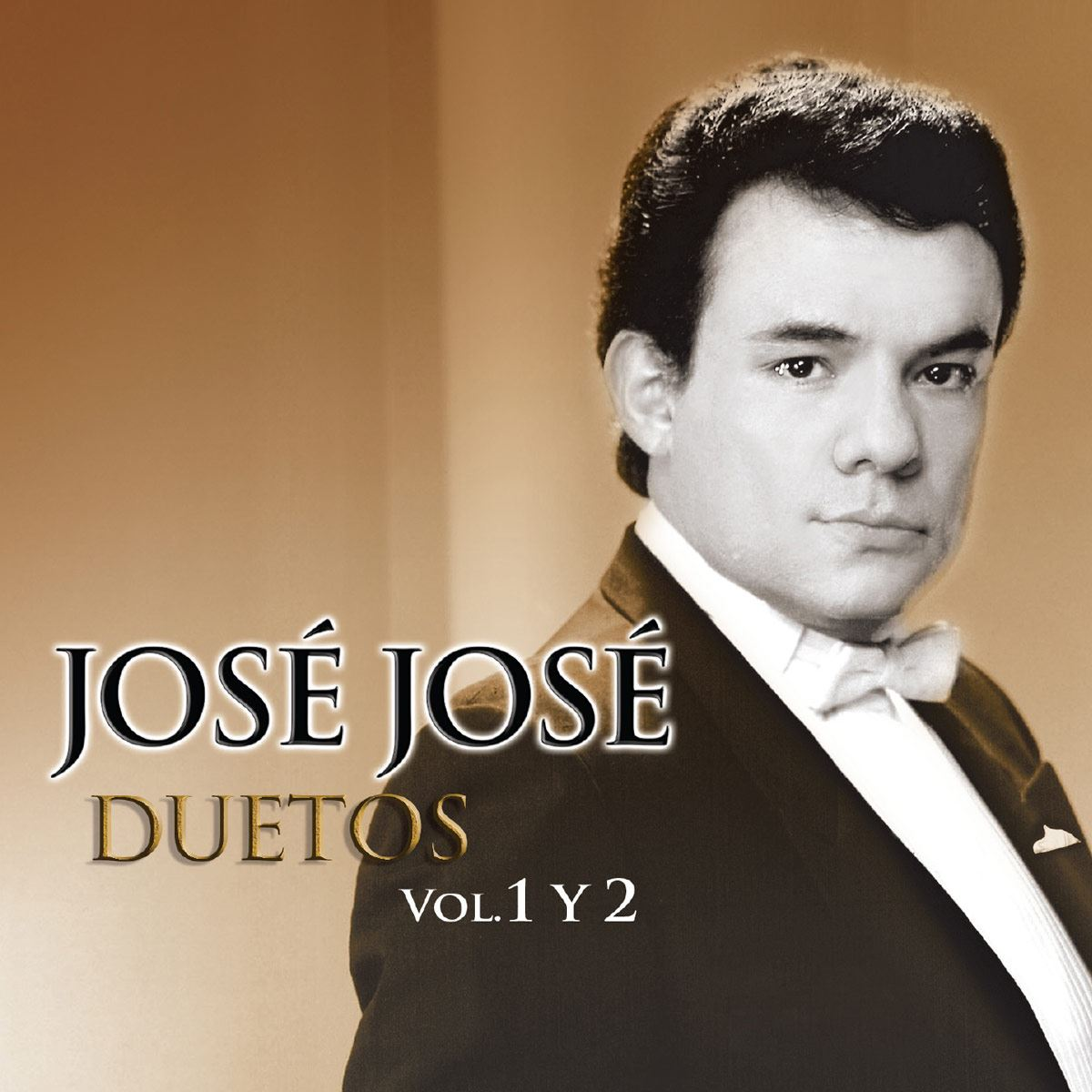 CD José José - Duetos Vol. 1 y 2