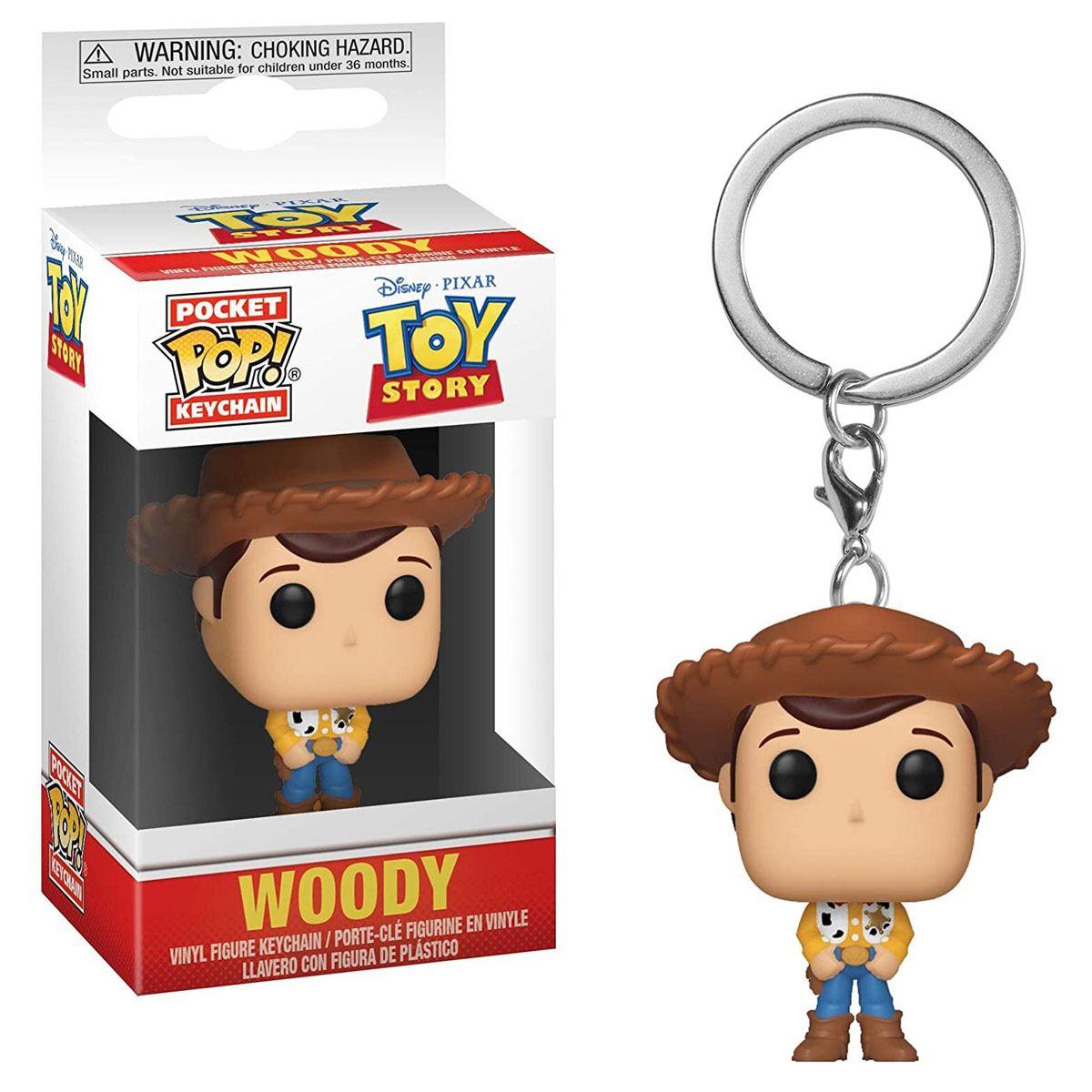Llavero Woody Funko Pop
