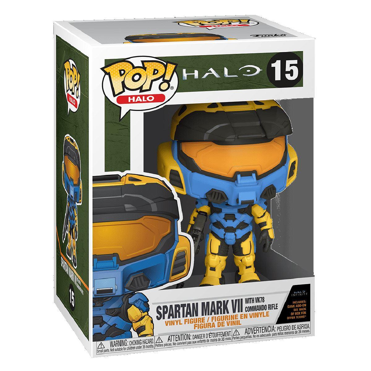 Funko Pop Halo Mark VII Commando