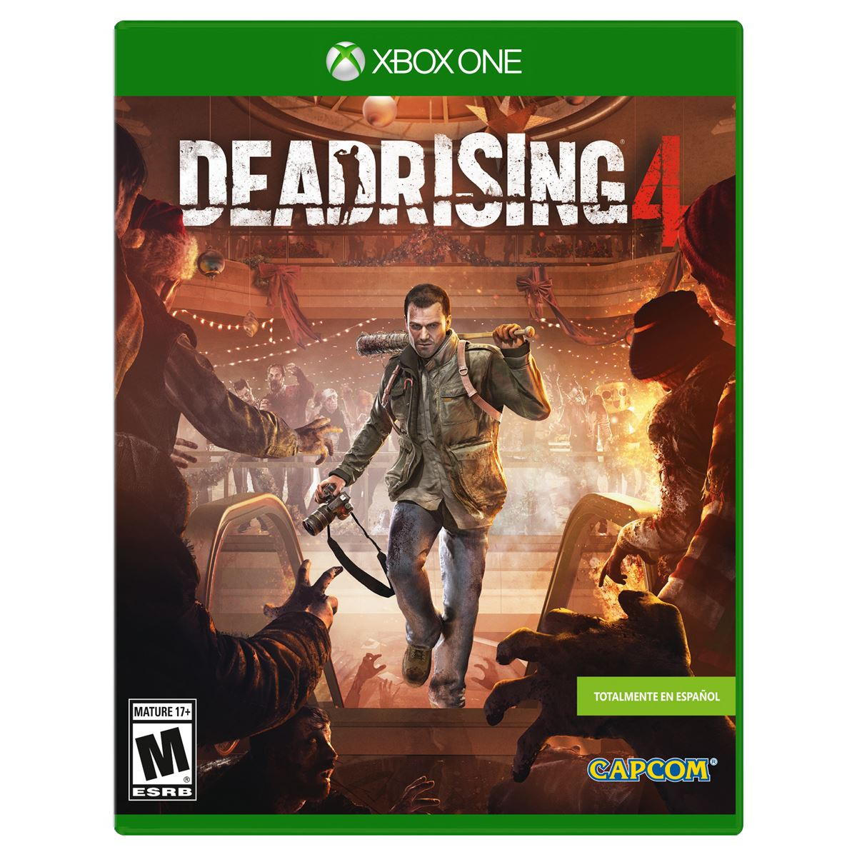 Xbox one dead rising 4  - Sanborns