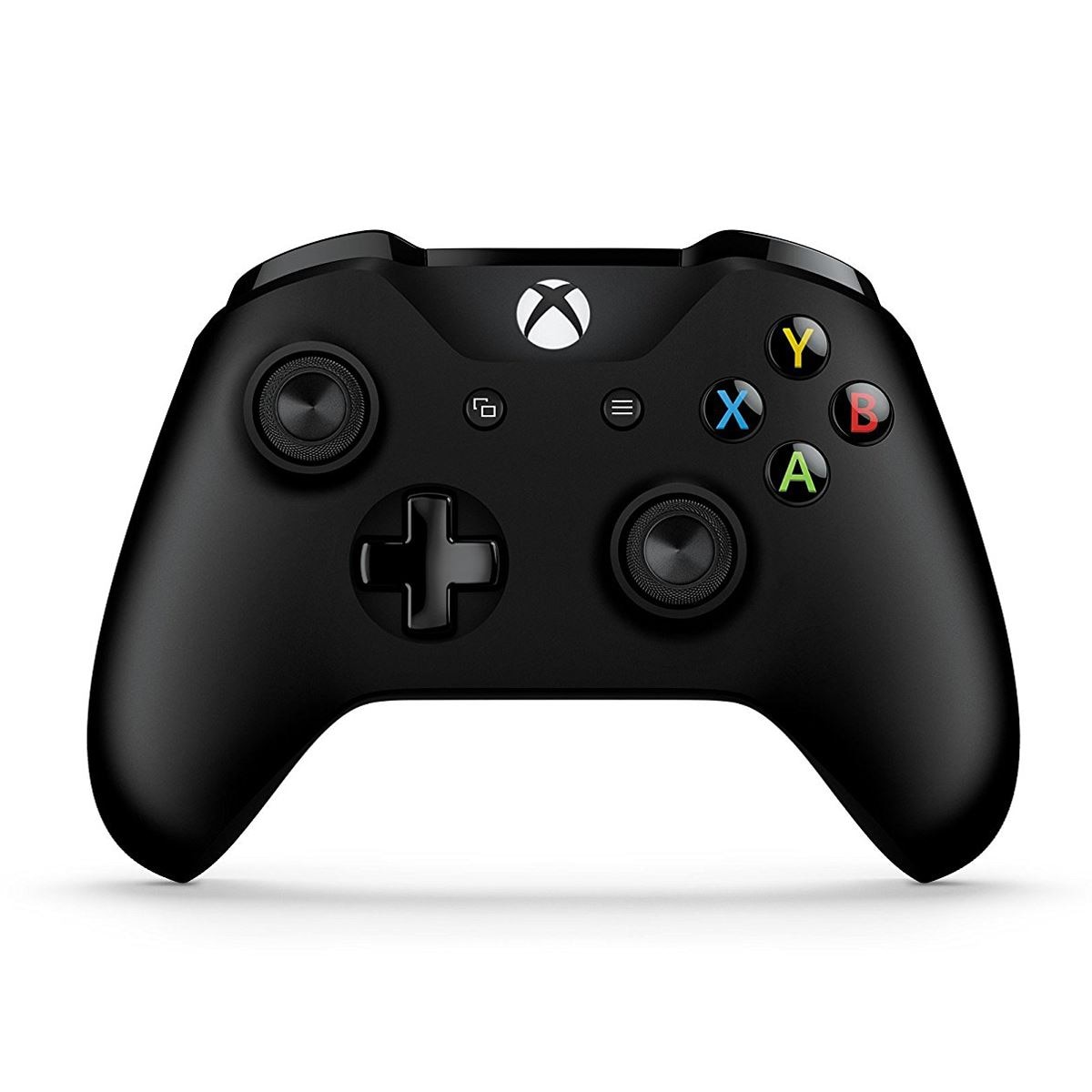 Control Xbox Inalámbrico Negro
