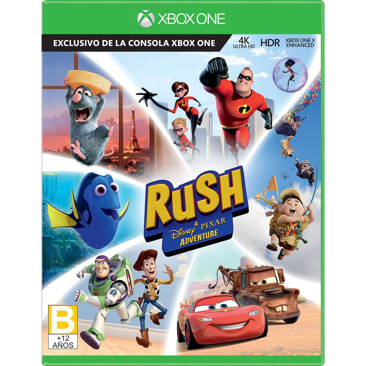 Xbox One Rush HD
