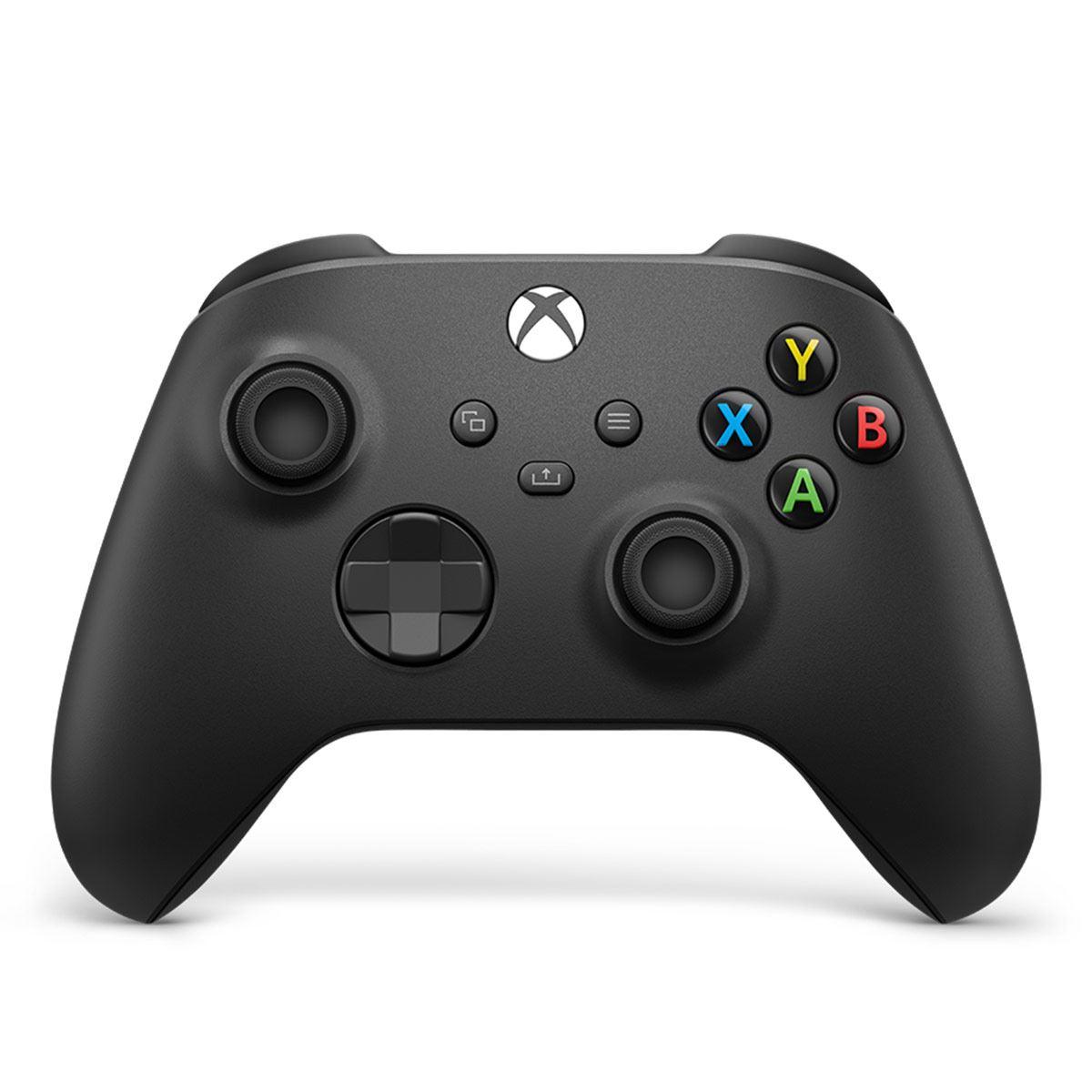 Control Inalámbrico Xbox Series X Negro