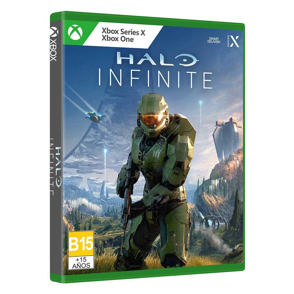 Preventa Xbox One Halo Infinite