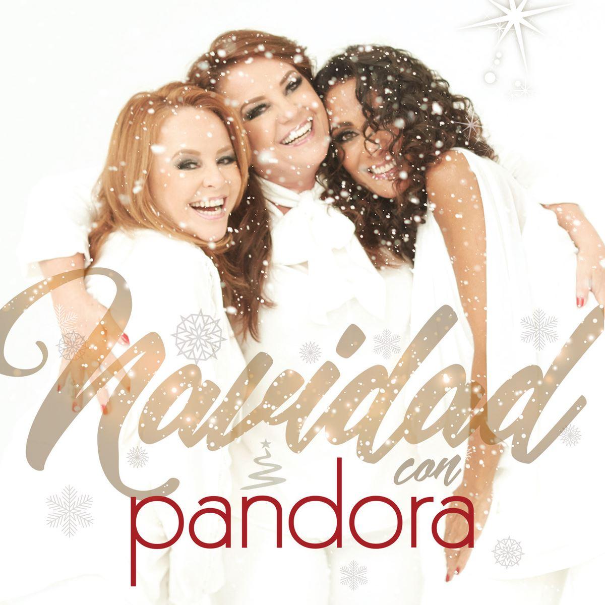 CD Pandora- Una Navidad con Pandora